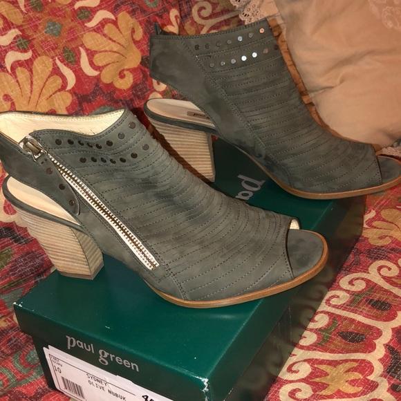 9656db069317d Paul Green Shoes | New Booties | Poshmark